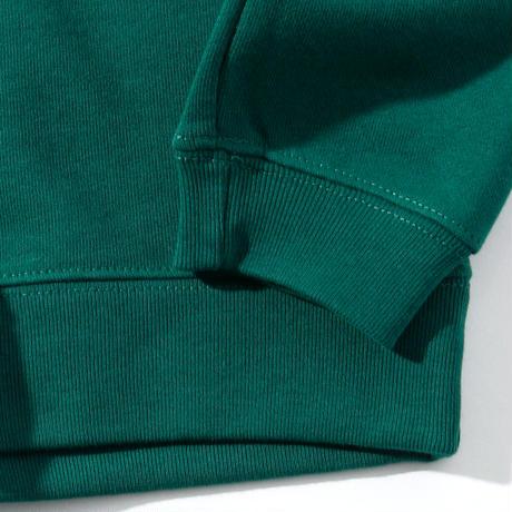 OKINAWAMADEスウェットシャツ(グリーン)  キッズサイズ