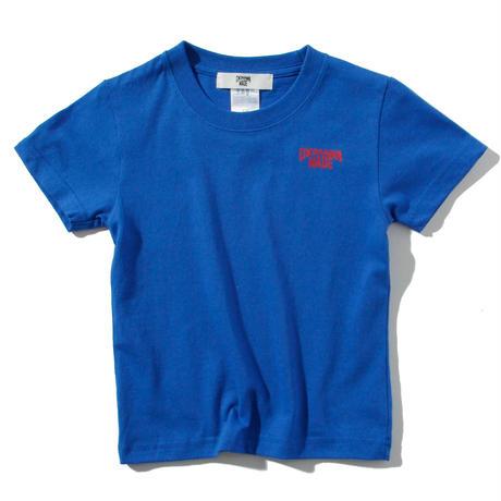 OKINAWAMADEスタンダードTシャツ(ブルー)  キッズサイズ