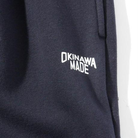 OKINAWAMADEスウェットパンツ(ネイビー)
