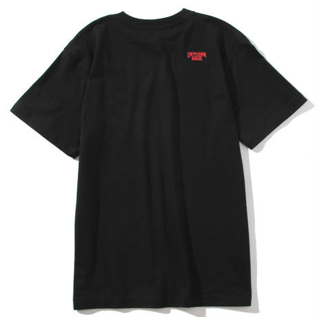OKINAWAMADE 098ロゴTシャツ(ブラック)