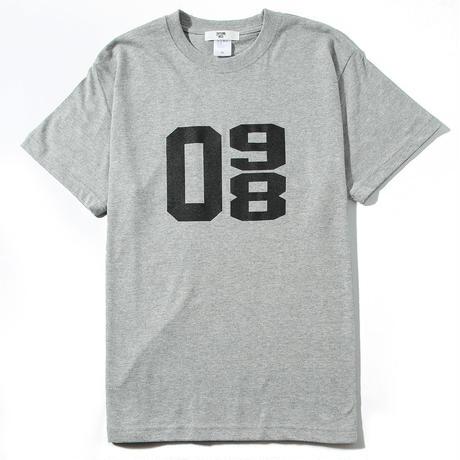 098TROOPERロゴTシャツ(グレー)
