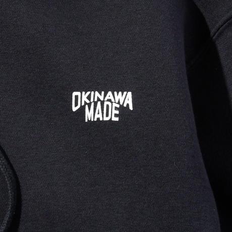 OKINAWAMADEスタンダードプルパーカー(ネイビー)
