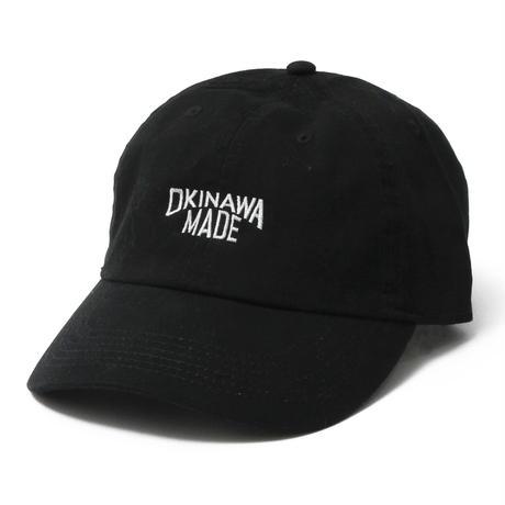 OKINAWAMADE™6パネルキャップ(ブラック)