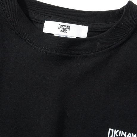 OKINAWAMADEスタンダードTシャツ(ブラック)