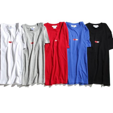 OKINAWAMADE™ボックスロゴTシャツ(グレー)