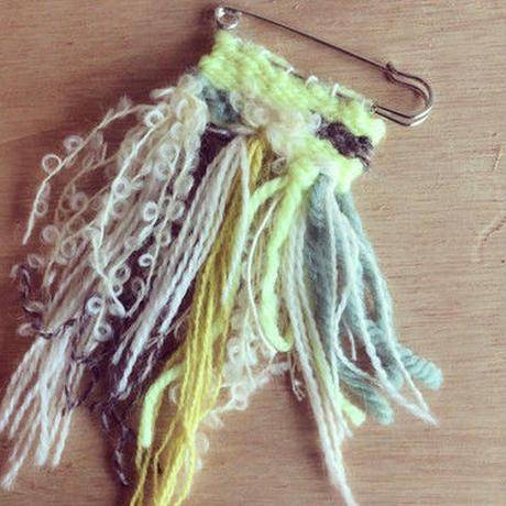 <oritori >uduのオリジナル織り機キット
