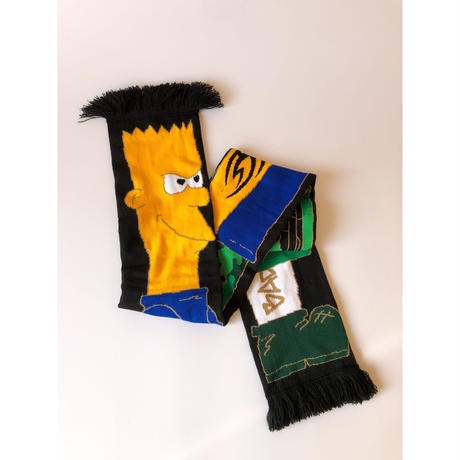 """Bad Buzz"" H6ME 6F THE B6DYBAG Scarf"