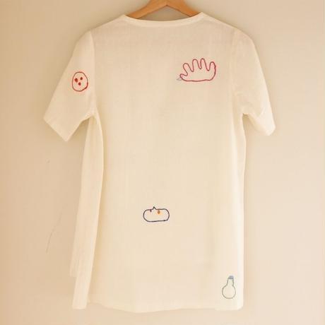 Anri Okada handmade T-shirt no.2