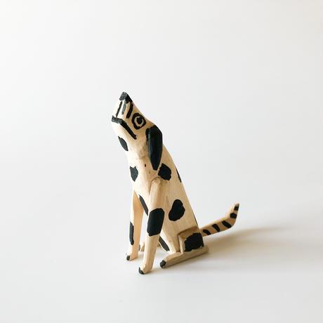 "Oaxaca Wood carving ""Dog❸"""