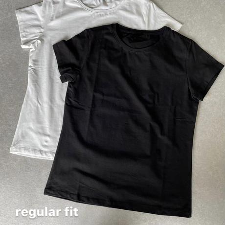 クルーネックtシャツ(レギュラー,レギュラーフィット)