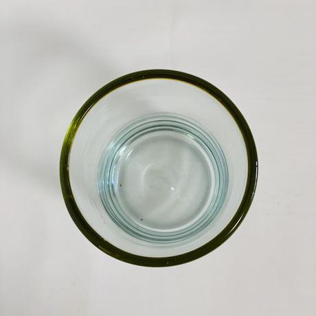 口巻き広口コップ(茶) 小