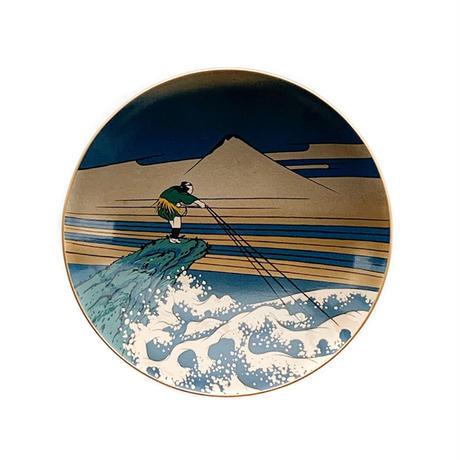 輪島塗 / 富嶽三十六景漆絵盃