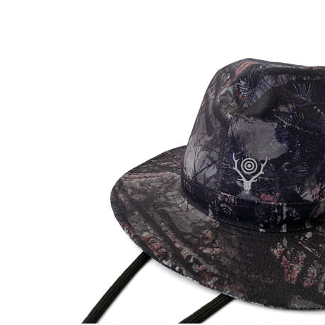 South2 West8 /  CRUSHER HAT - S2W8 CAMO / WATER PROOF