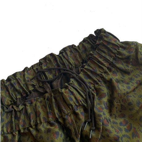 South2 West8 / ARMY STRING PANT - LEOPARD JQ