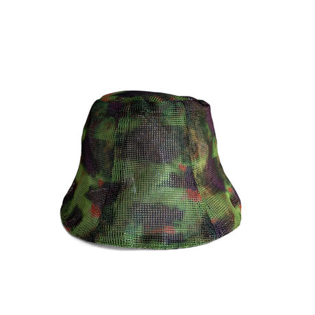 South2 West8 / REVERSIBLE  TULIP HAT - POLY HEAVYWEIGHT MESH PRINT