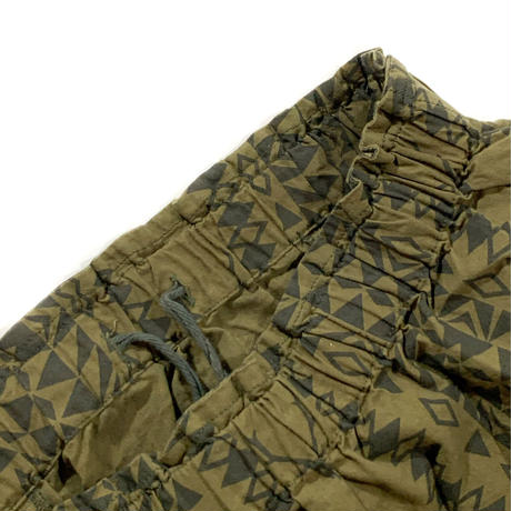 South2 West8 / ARMY STING SKIRT - INDIA JQ.