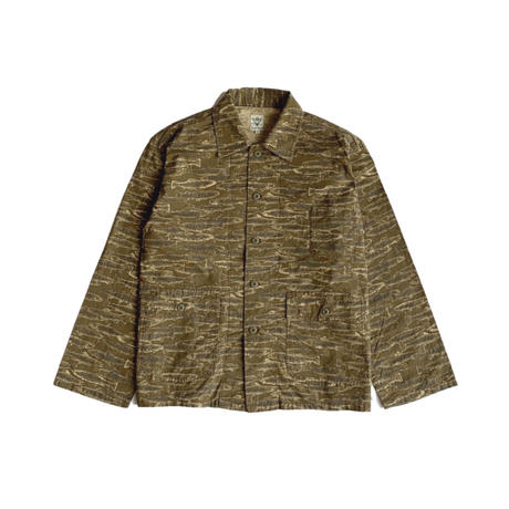 South2 West8 / HUNTING SHIRT- PRINTED FLANNEL / CAMOUFLAGE