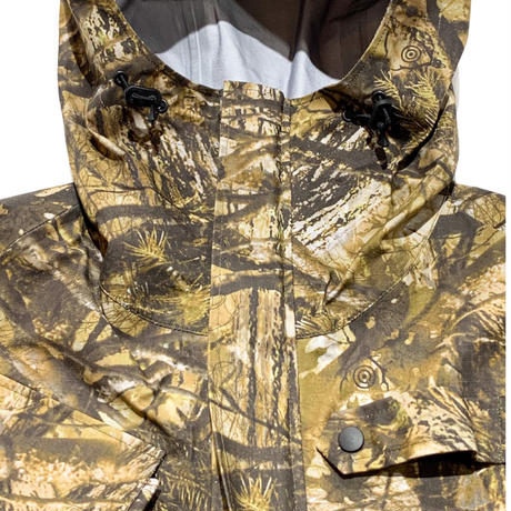 South2 West8 / RIVER TREK JACKET - S2W8 CAMO / WATER PROOF