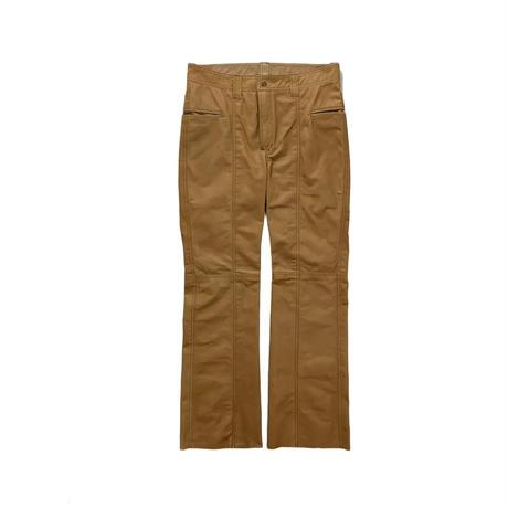 Midorikawa / COW LEATHER REVERSIBLE   PANTS
