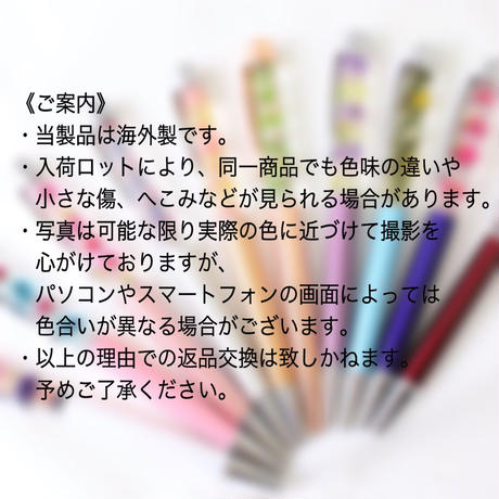 9:ハーバリウムボールペン単体 ゴールド×S  5本組
