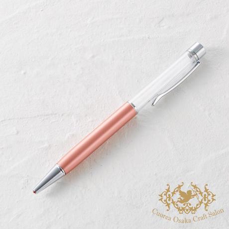 2:ハーバリウムボールペン単体 パールピンク×S