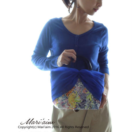 Blue Floral(ブルーフローラル)
