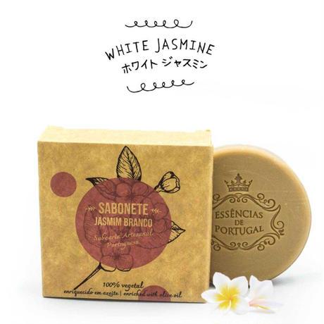 エッセンシアスデポルトガル ラウンドソープ 50g / 洗顔 石鹸 オーガニック
