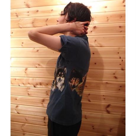 HABITAT  WOLF Tシャツ