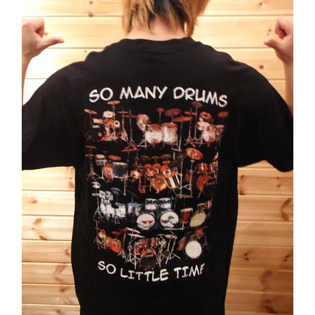 DRUM Tシャツ