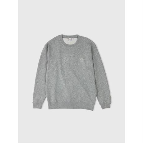 Circle Logo Studs Sweatshirt