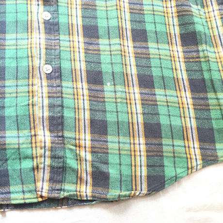 60's king kole  flannel shirt