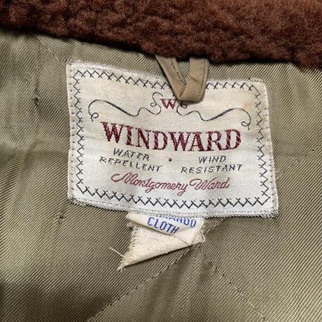50's WINDWARD MILITARY COAT