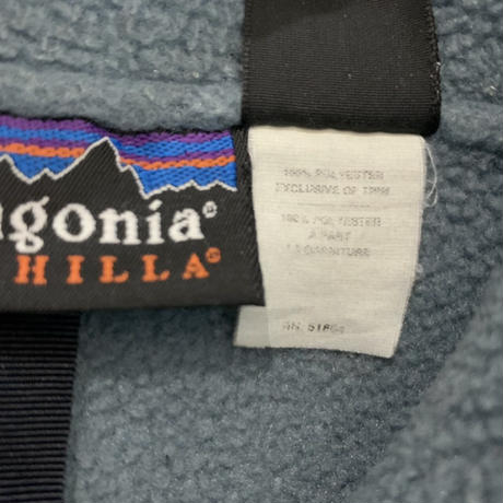2000's PATAGONIA SYNCHILLA FLEECE SHIRT