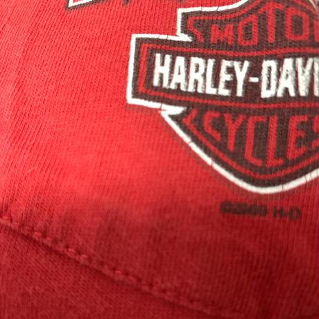 2000's HARLEY DAVIDSON L/S SHIRT