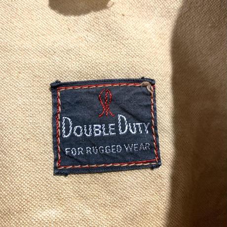 30's DOUBLE DUTY HUNTING JKT
