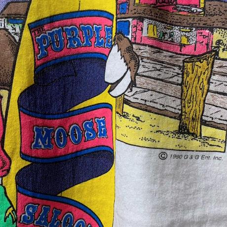 90's THE PURPLE MOOSE SALOON
