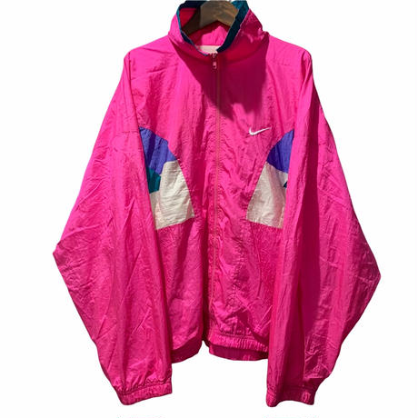 90's USA製 NIKE NYLON JACKET