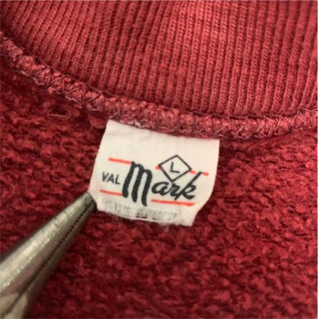 50-60's VAL MARK SWEAT SHIRT VINTAGE