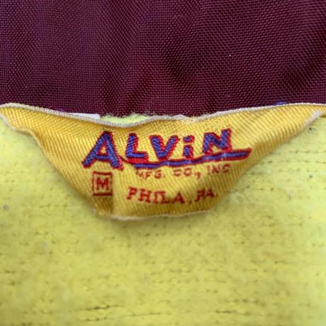 80's ALVIN COACH JACKET