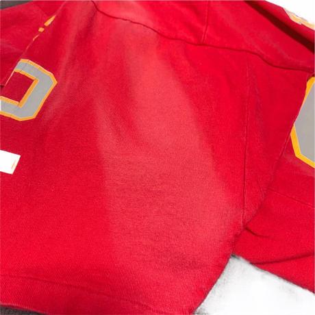 90's USA製 GAME SHIRT フットボールシャツ