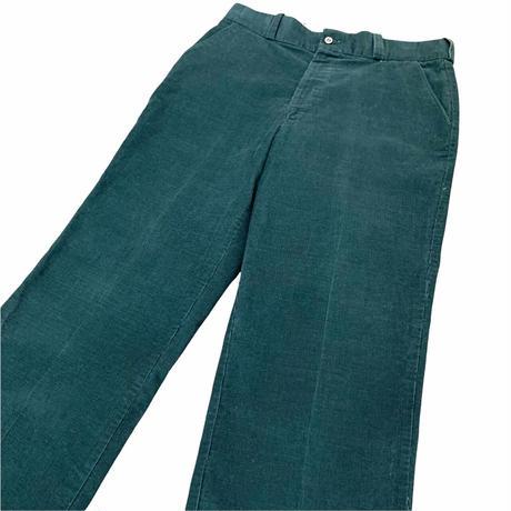 70's SEARS PERMA-PREST CORDUROY PANTS