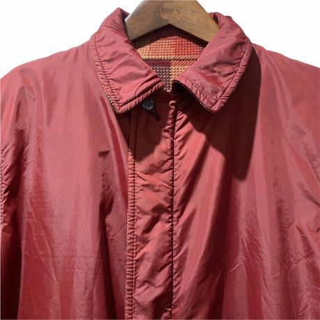 70's PENDLETON REVERSIBLE COAT WOOL x NYLON