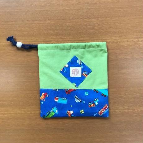 パッチワーク巾着 [HOU-BA-19]