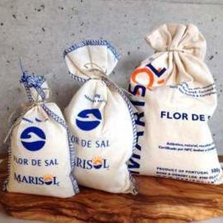 海塩フロールデサルFlor de sal 袋入り250g