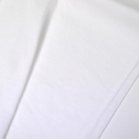 Long sleeve tee <White>