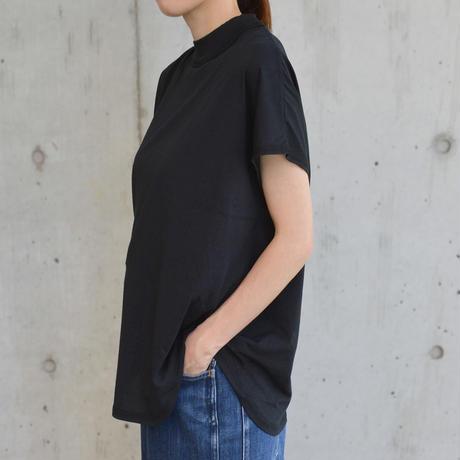 French sleeve tee <Black>