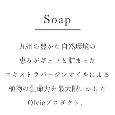 Olvie soap kuromoji 15g / オルヴィエ