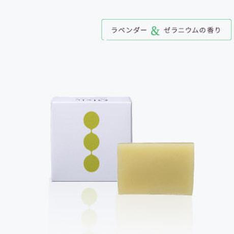 Olvie/オルヴィエ フェイシャルソープ(ラべンダー&ゼラニウムの香り)15g