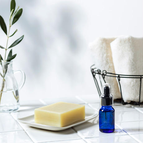 Olvie soap Lavender&Geranium  90g /オルヴィエ