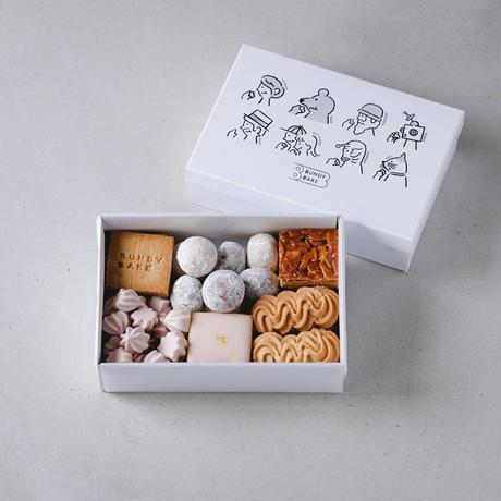 【 ※予約販売】『送料込』【焼き菓子】コーヒーのともだち クッキー缶